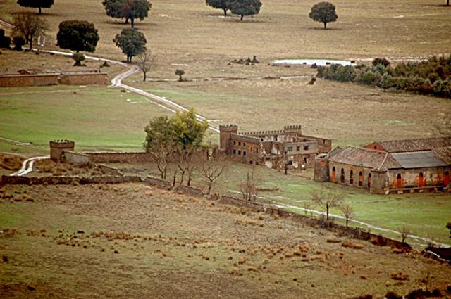 Castillo de Prim, finca en Retuerta del Bullaque