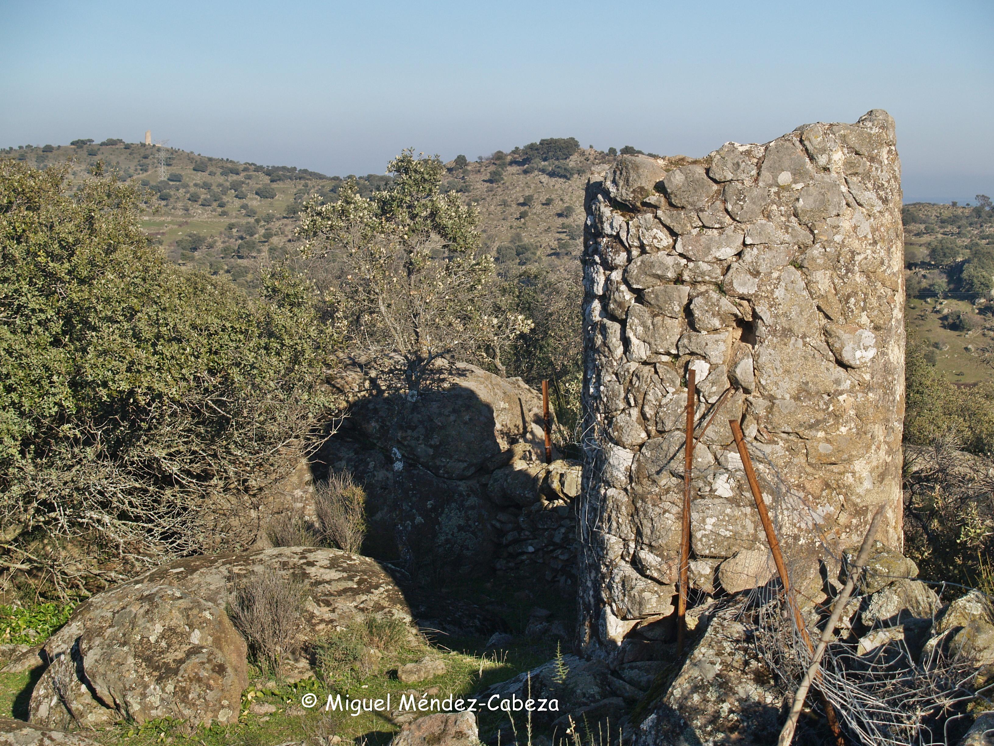 Pequeña atalaya de Mejorada, la más desconocida.