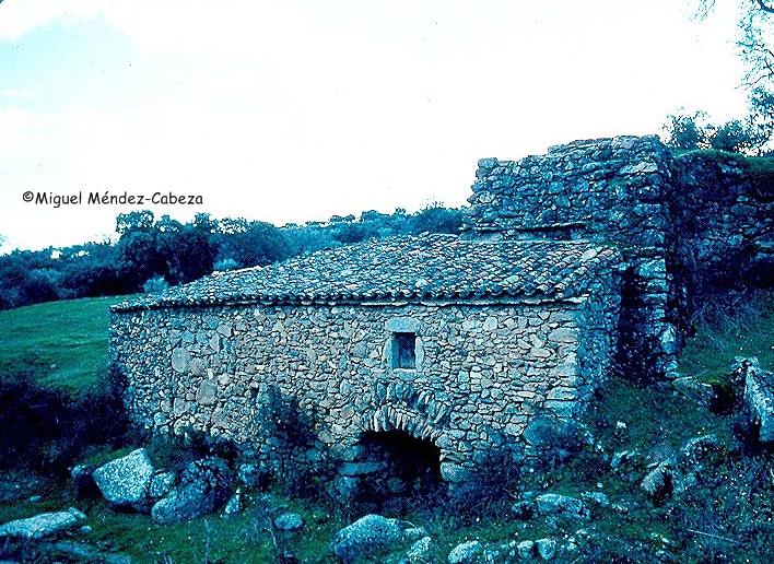 Molino de Guadmora en Hinojosa de San Vicente