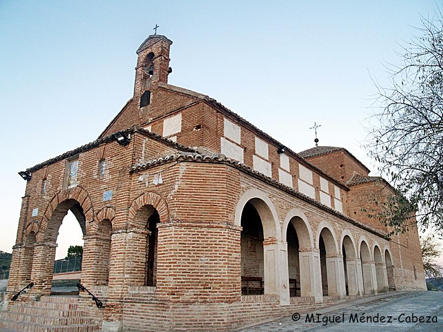 Ermita de San Illán en Cebolla