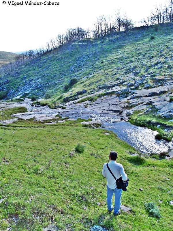 Naciente del río Guadyerbas