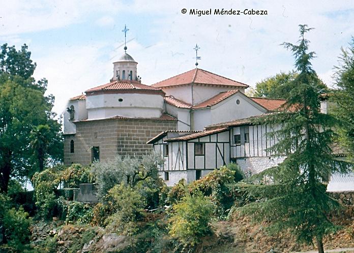 Erimta de la Virgen de Chilla en Candeleda