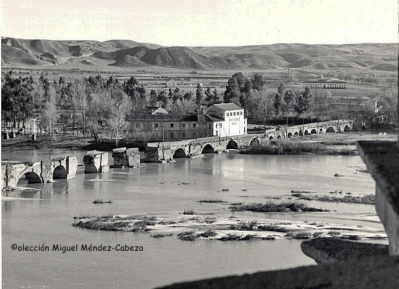 El río Tajo cuando era el río Tajo