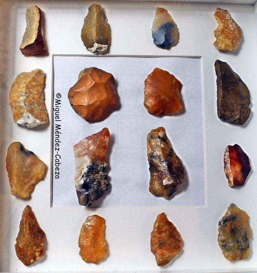 Industria paleolítica del Guadyerbas