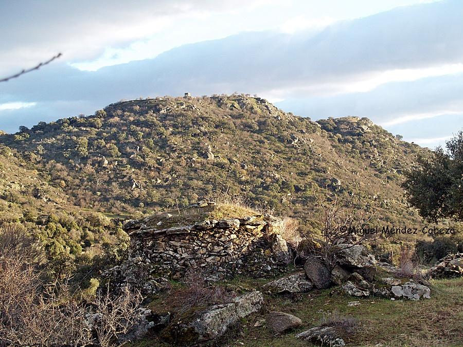 Los cerros del Castillo y del Obispo, donde se asentaron los primeros bayoleros