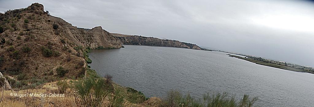 Paraje de Los Castillos y embalse de Azután en Las Herencias