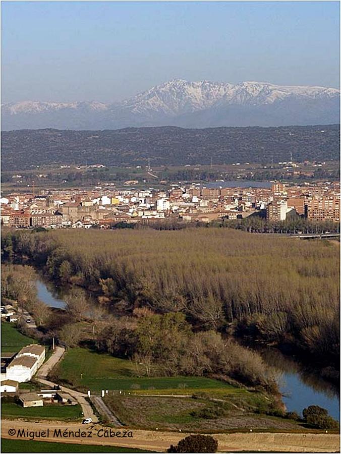 La vega de Talavera fue poblada desde la prehistoria por su fertilidad