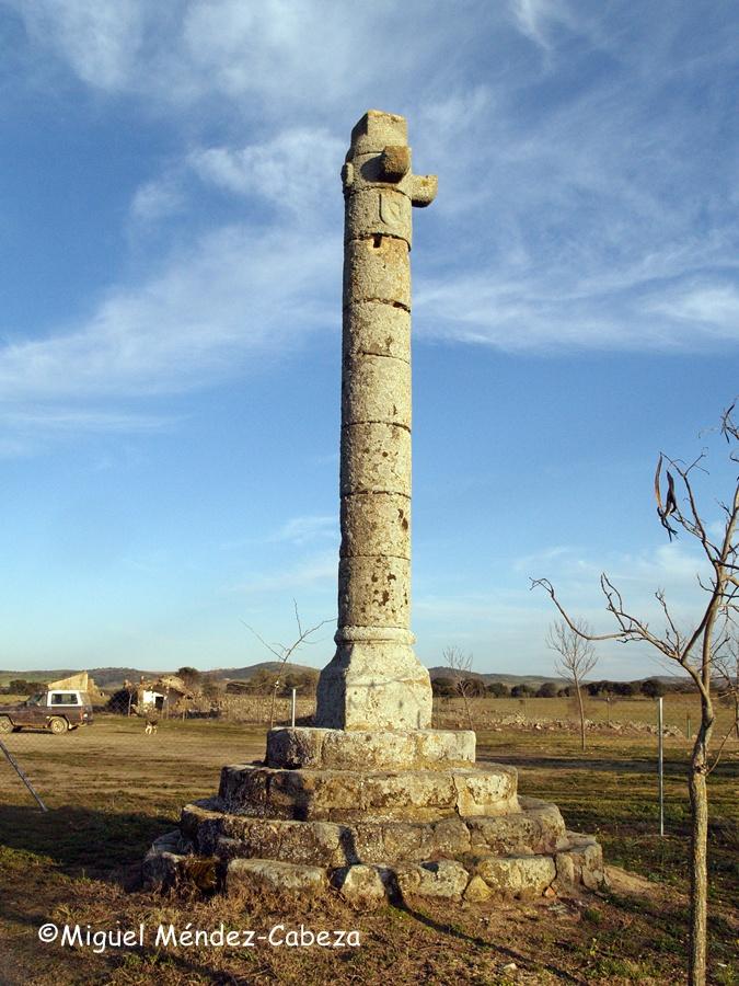 Rollo de La Puebla de Naciados, donde se desarrollan parte de los hechos