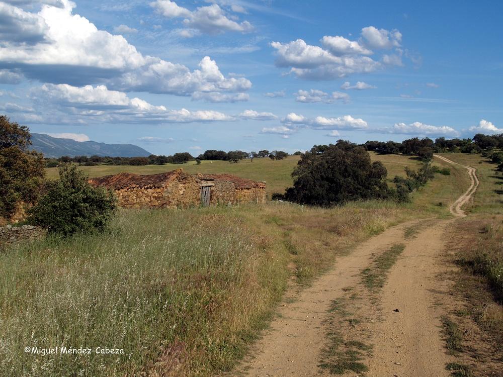 La Cañada Leonesa Oriental a su paso por Aldeanovita