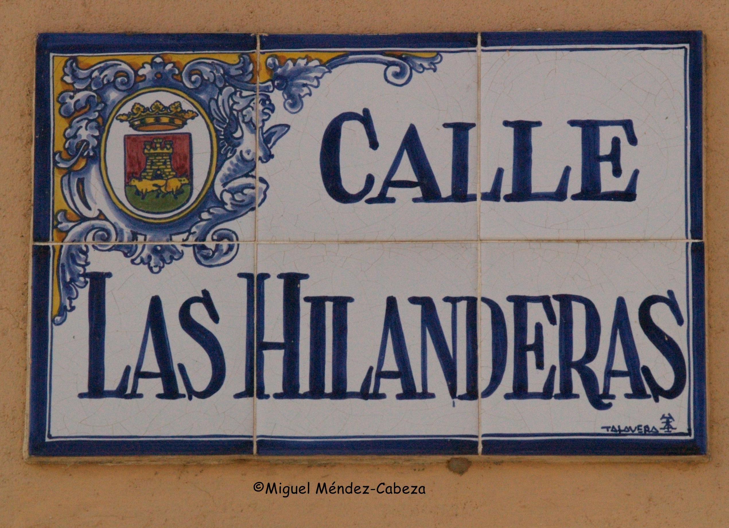 callehilanderas