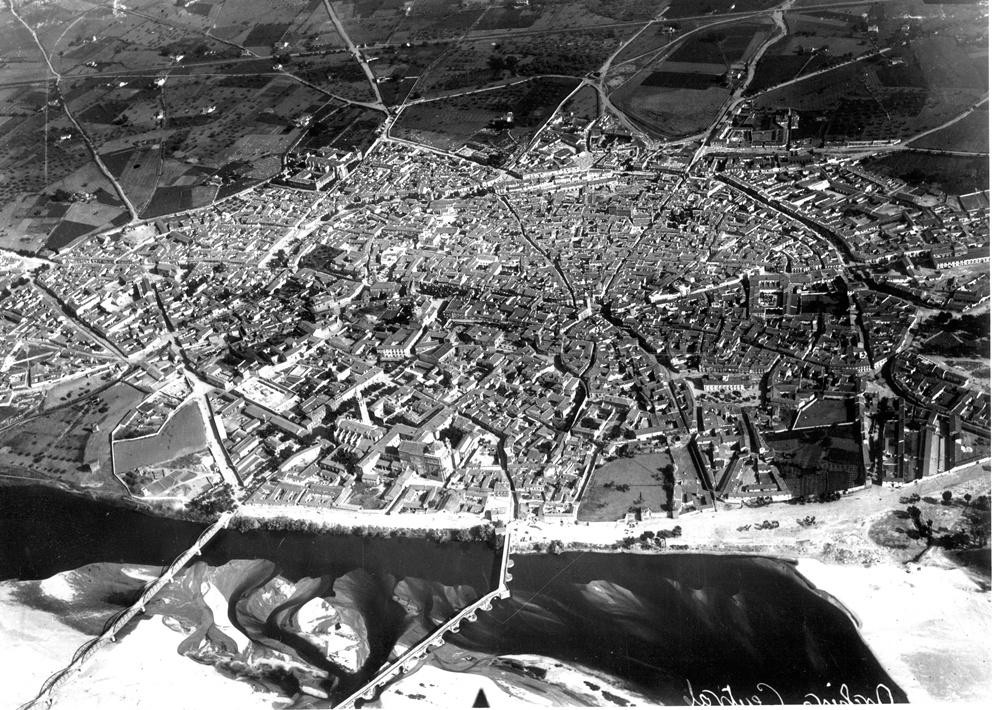 Fotografía aérea de 1937
