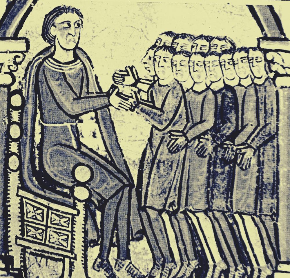 ,,,y pidieron los mozárabes huidos de Sevilla ser acogidos en las tierras de Talavera