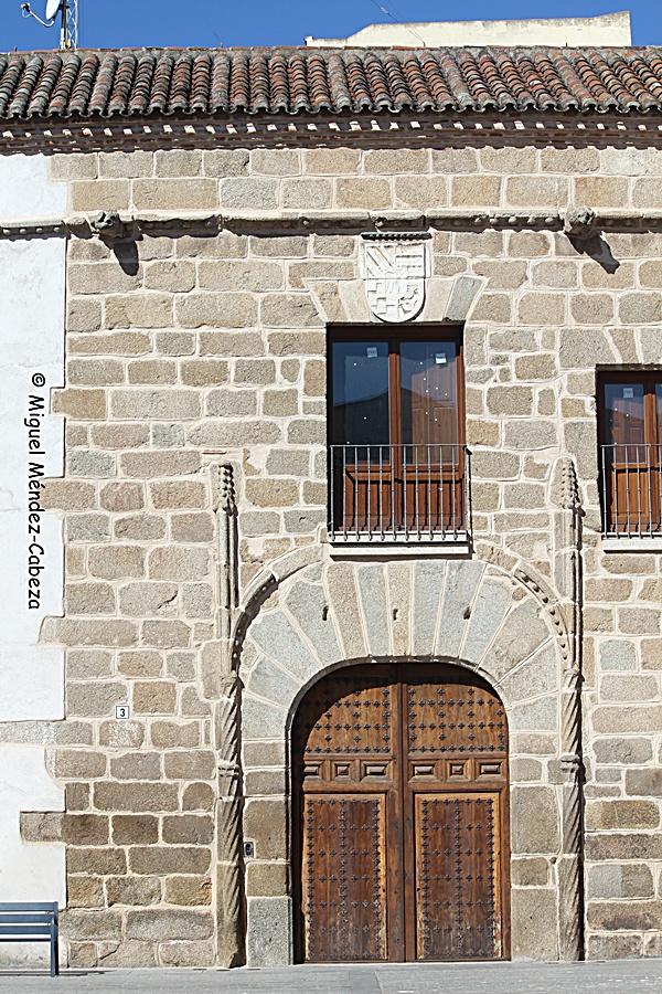 Palacio de Villatoya o de los Duque de Estrada
