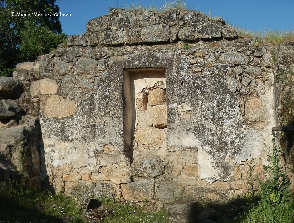 Hornacina del altar de la iglesia de la Encarnación