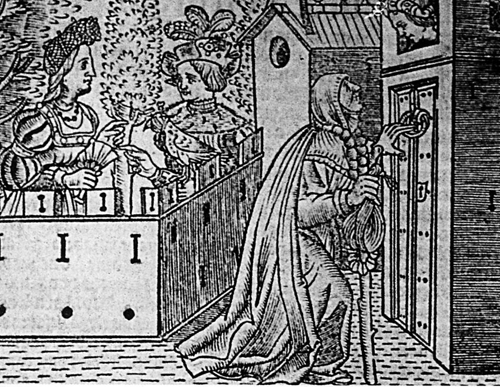 La Celestina, la más famosa de las brujas talaveranas