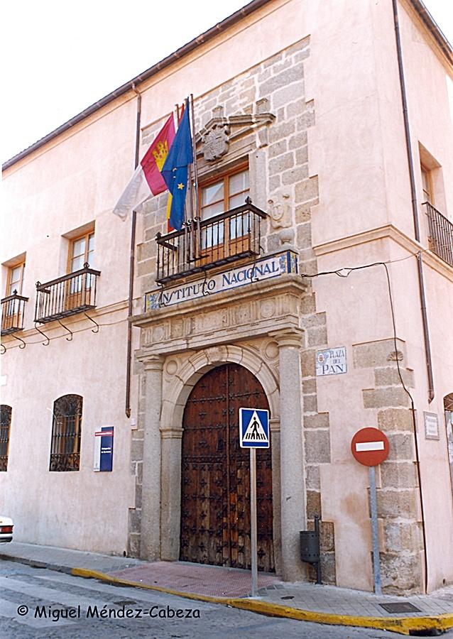 Palacio de los Girón y antiguo ayuntamiento