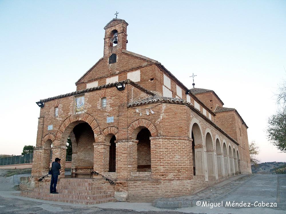 Ermita de San Illán de Cebolla