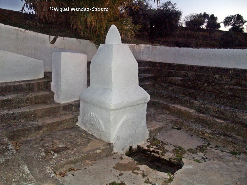 Fuente de San illán, donde acudían para curarse la rabia