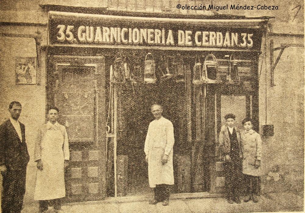 Guarnicionería Cerdán
