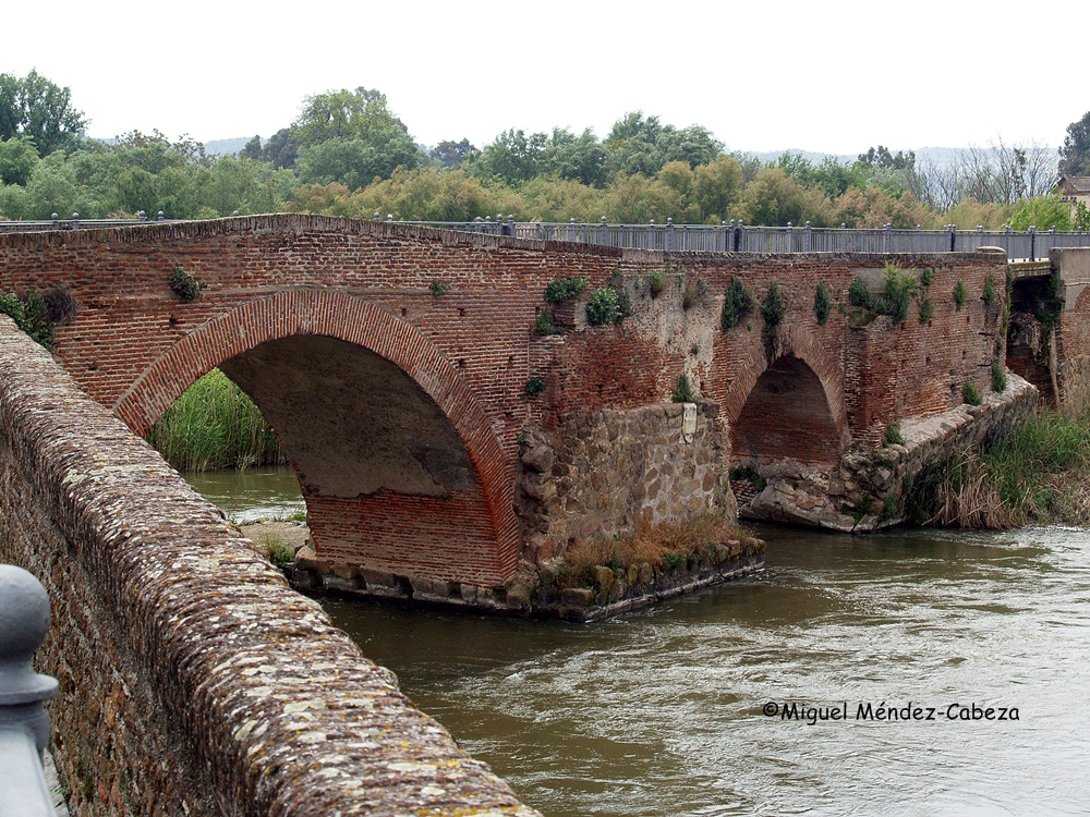 Puente romano-medieval de Talavera