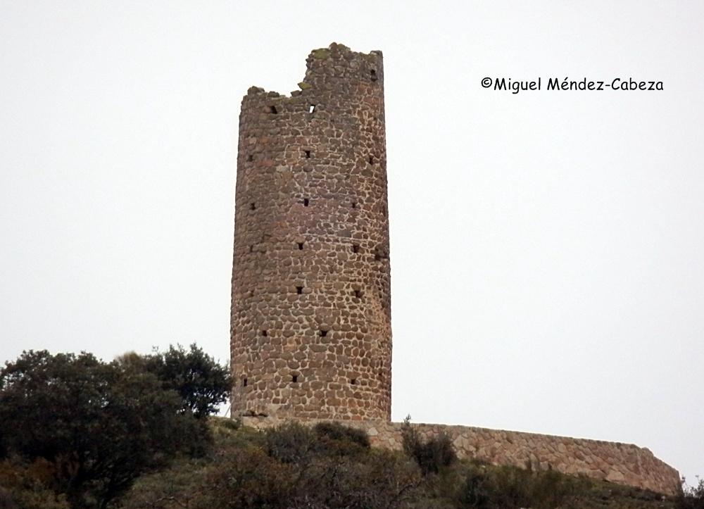 Atalaya de Segurilla, donde quedaron enmascarados los hombres de Nalvillos