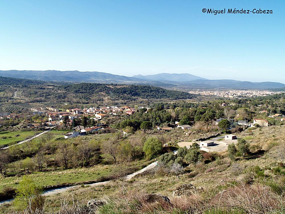 Santa María del Tiétar, antes Escarabajosa, y Sotillo de la Adrada, los primeros pueblos del valle del tiétar