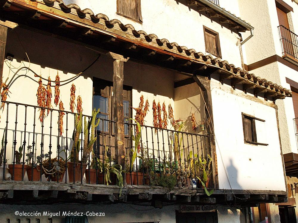 Arquitectura popular de Candeleda.