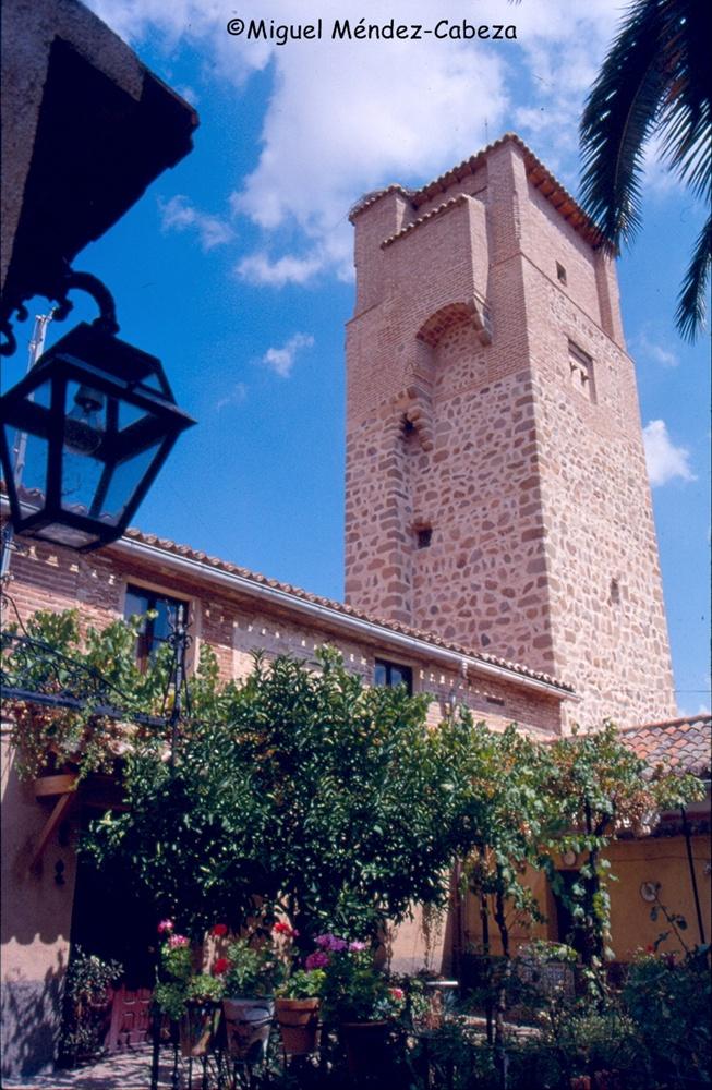 Torre de Alcaudete que custodiaba el paso del Jébalo
