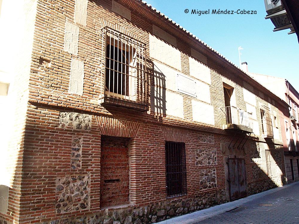 Casa donde es tradición que nació Fray Hernando de Talavera