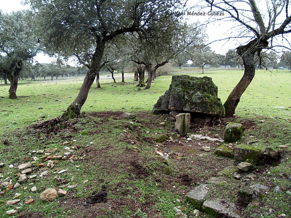Ruinas de la iglesia de Guadyerbas las Bajas