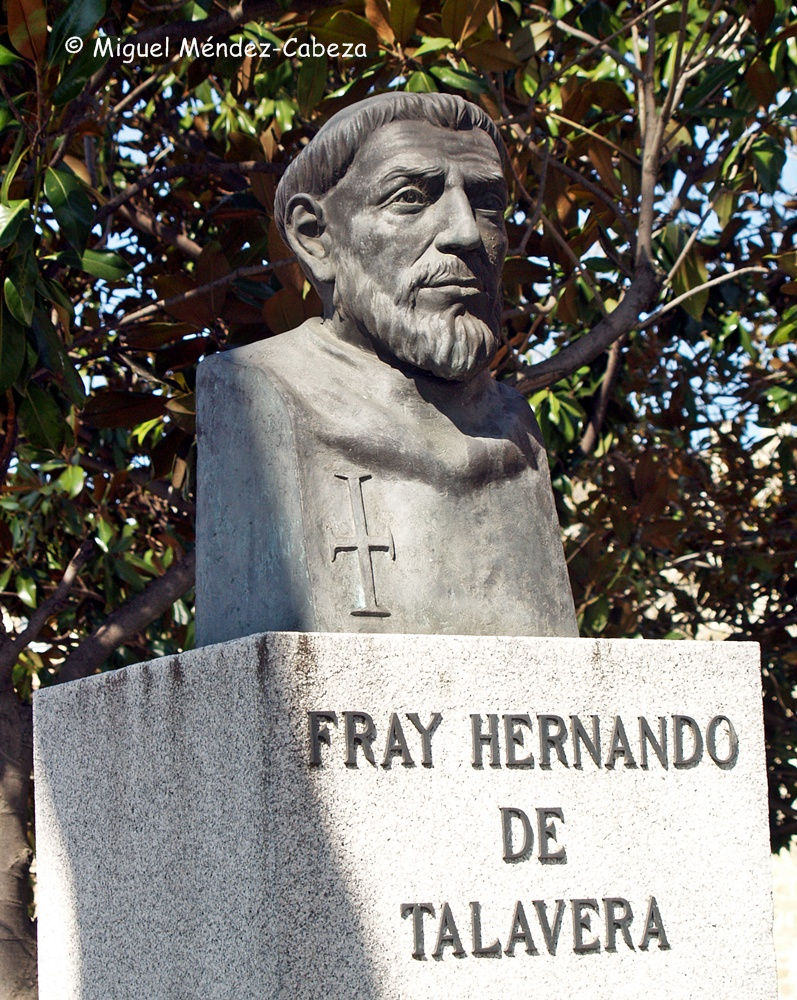 Monumento a Fray Hernando de Talavera