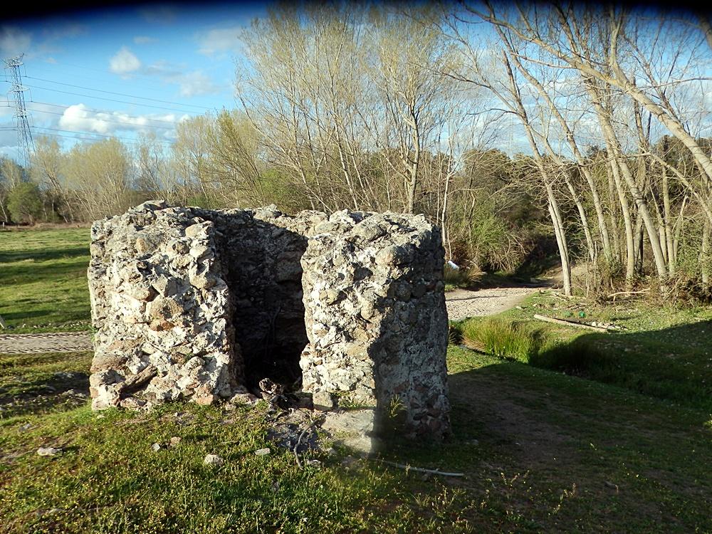 Nolino posiblemente romano junto a Riolobos