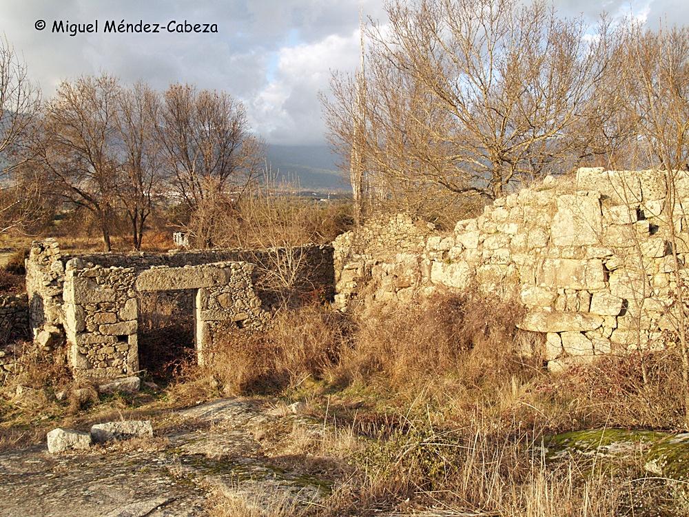 Molino de Castillo en el Tiétar
