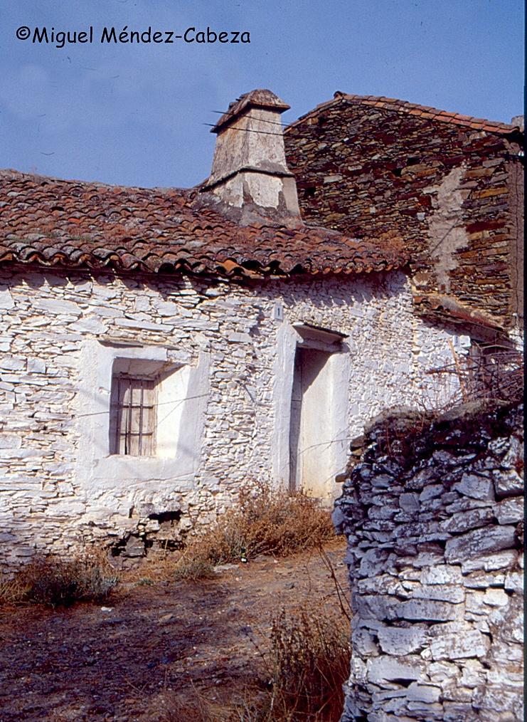 Arquitectura popular en Campillo de la Jara