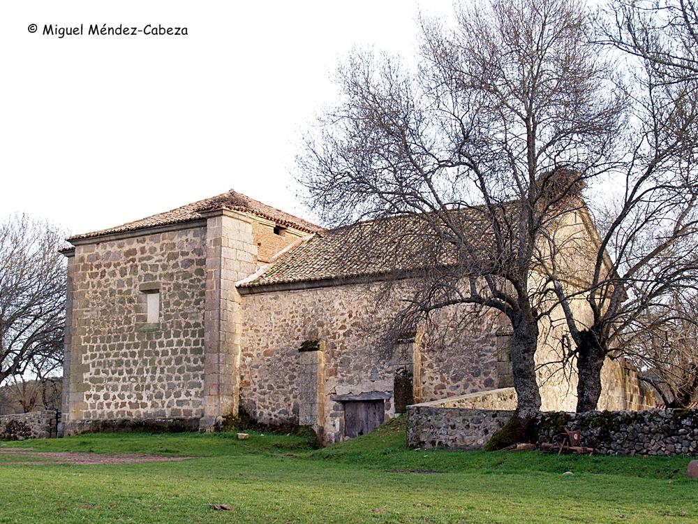 Ermita del Guadyerbas cerca de Sotillo de las Palomas