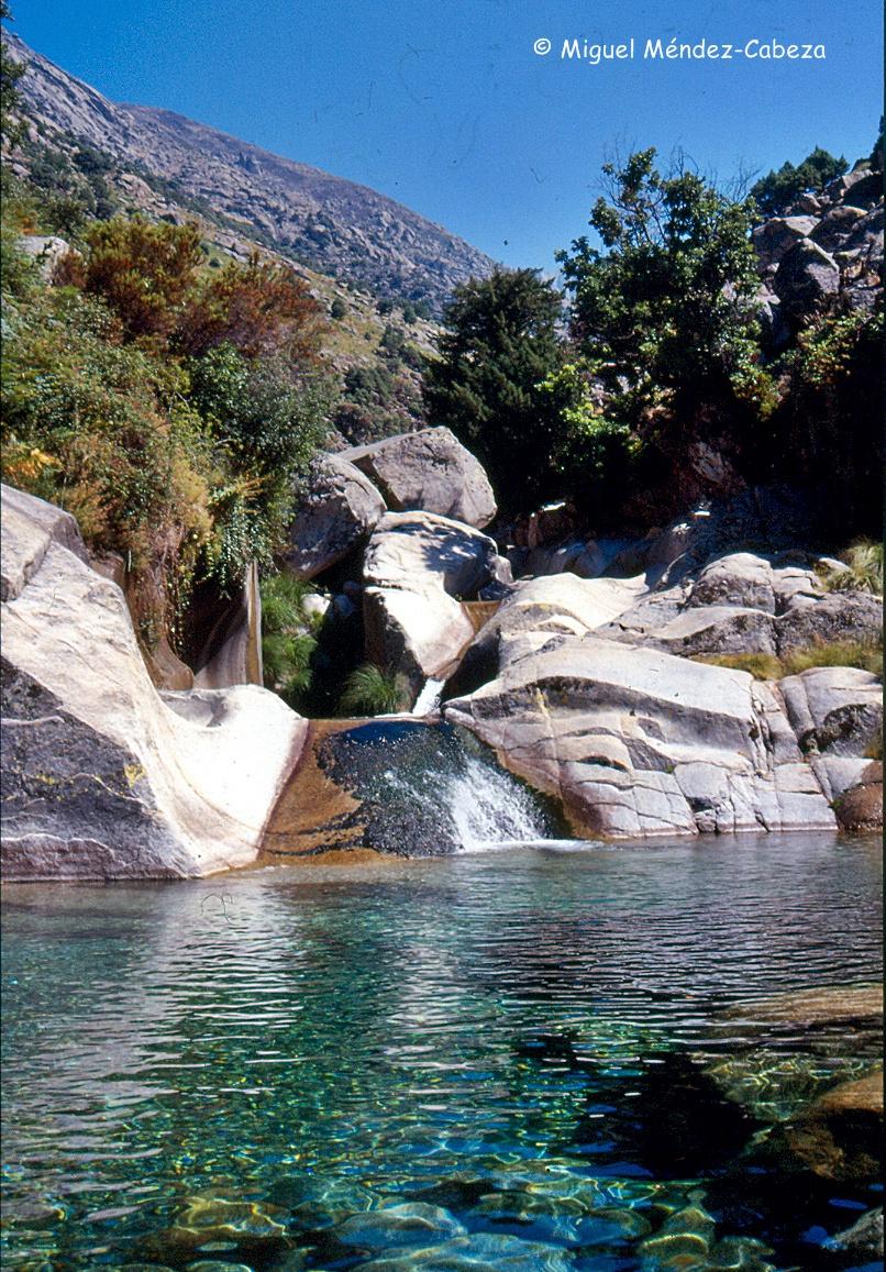 Las paradisíacas pozas de Gredos