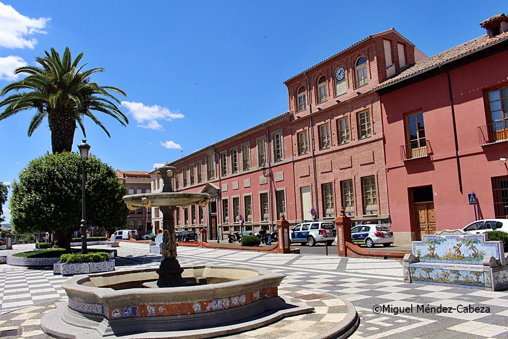 Hospital de la Misericordia de Talavera, hoy centro cultural Rafael Morales