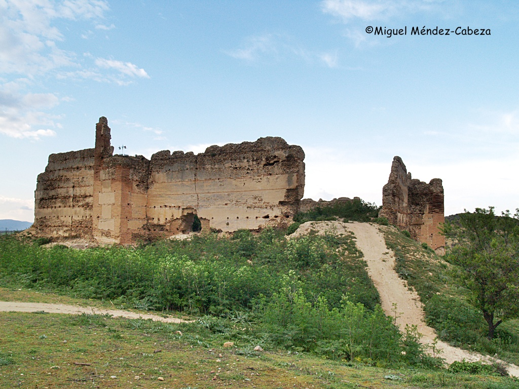 Castillo de Villalba en Cebolla