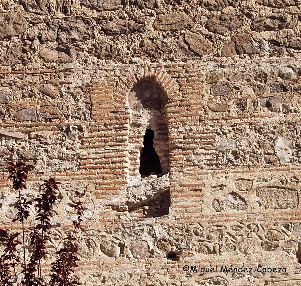 Ventana ajimez de la torre de San Miguel