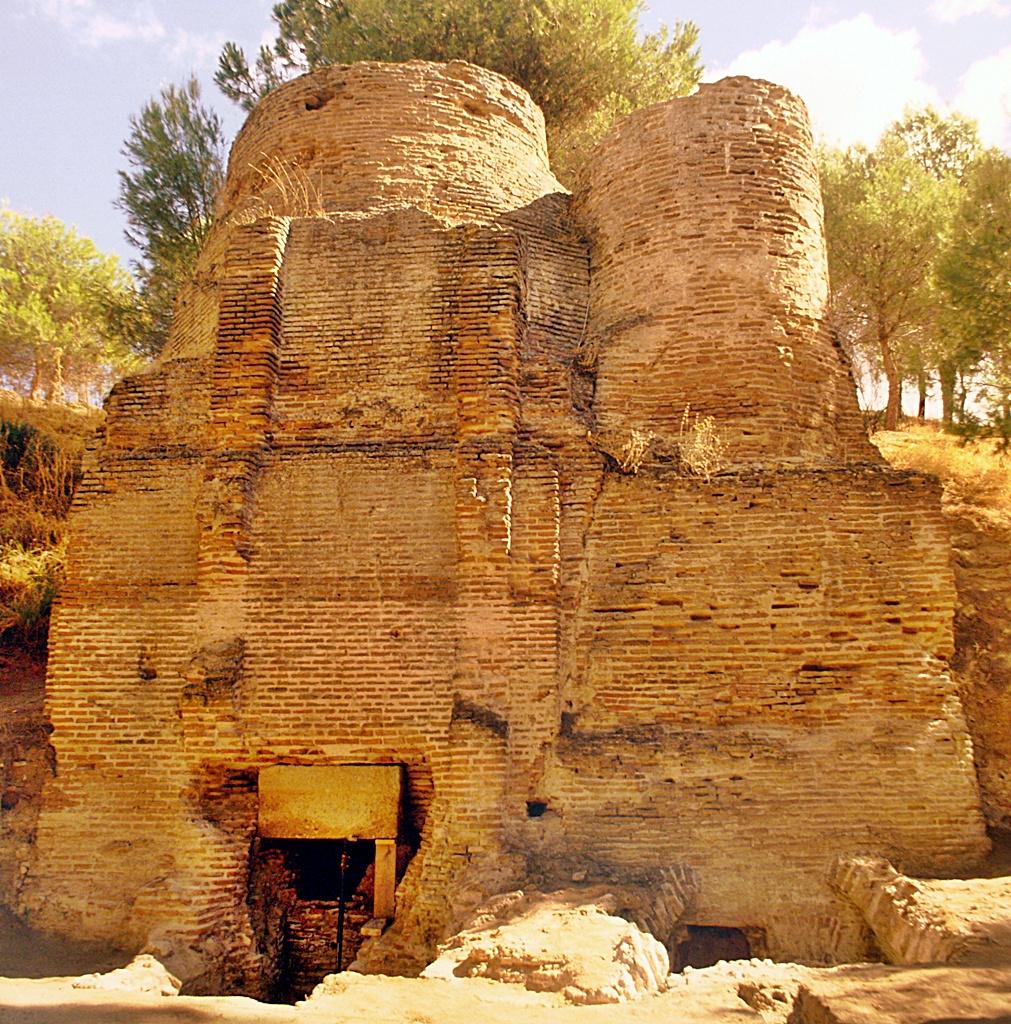Molinos que para algunos son probablemente romanos en el arroyo del Cubillo de Carranque
