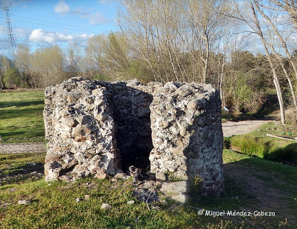 Molino de Riolobos. en Velada¿Fue romanos?