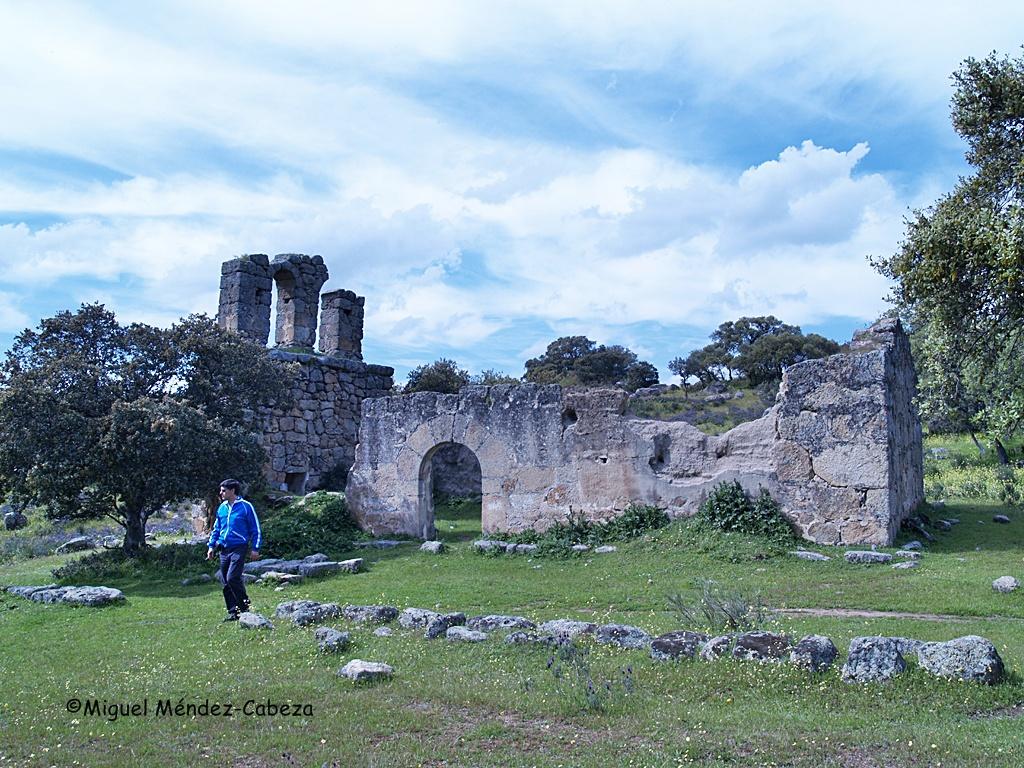 Ruinas de la ermita de la Encarnación