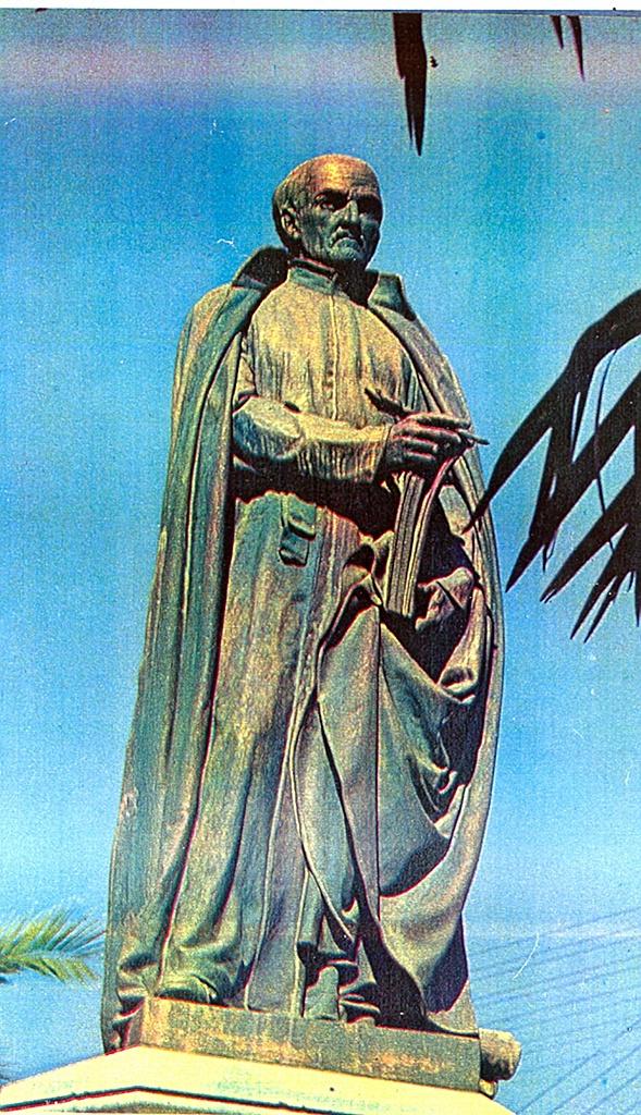 Talavera es patria de la historia por ser la patria del Padre Juan de Mariana, como dijo Benito Pérez galdós