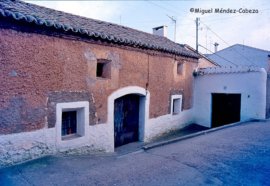 Arquitectura popular de La Fresneda
