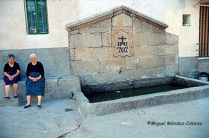 Fuente de Hinojosa de San Vicente