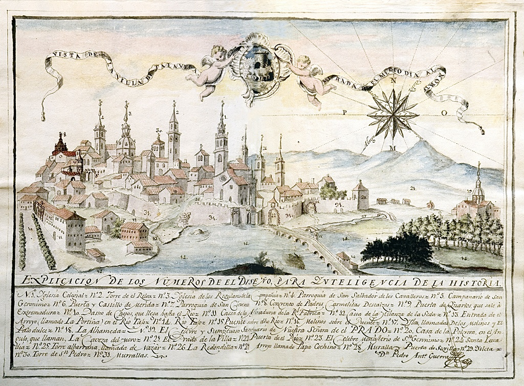 Historia de Talavera de 1768. Manuscrito 82-biblioteca-clm