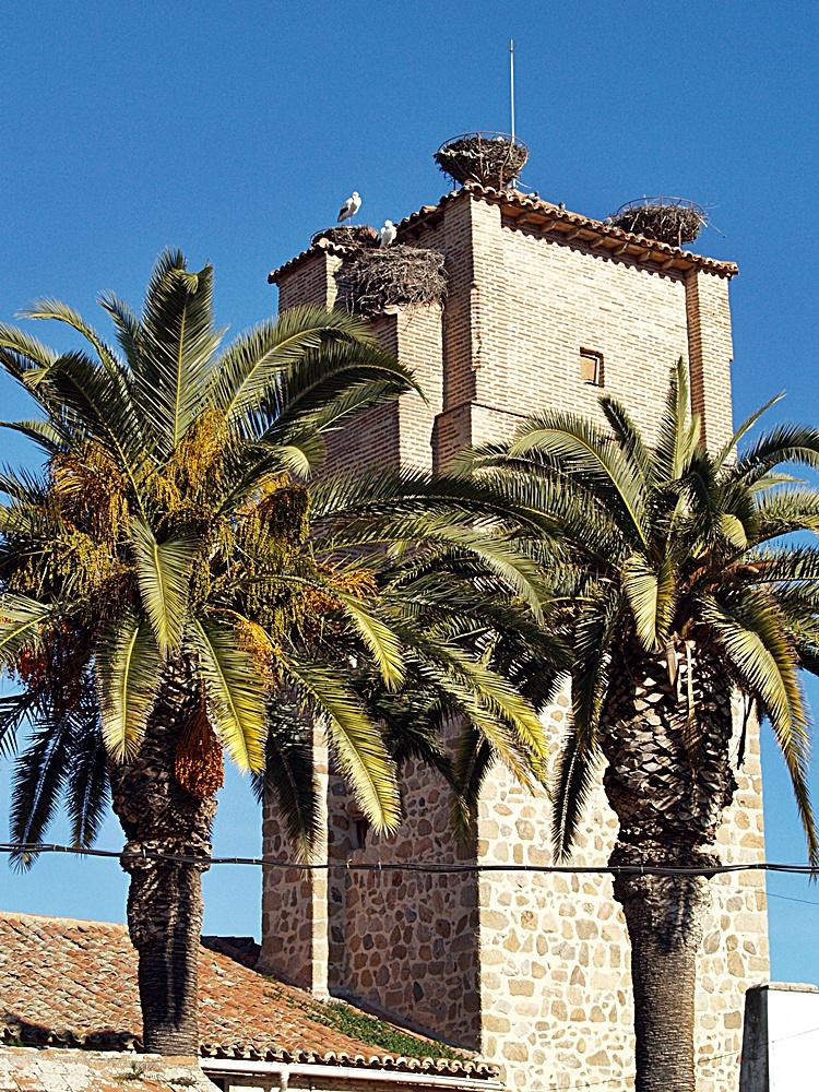 Torre medieval de Alcaudete de La Jara
