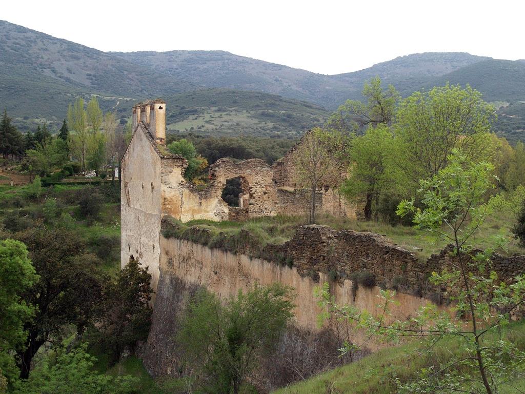 Edificio del mazo de las ferrerías de Safont en Los Navalucillos