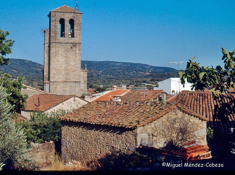 Iglesia y arquitectura de La Iglesuela
