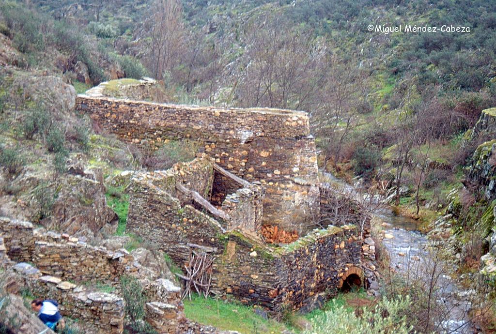 Los molinos de Riofrío en Sevilleja ya aparecen en documentación del siglo XV
